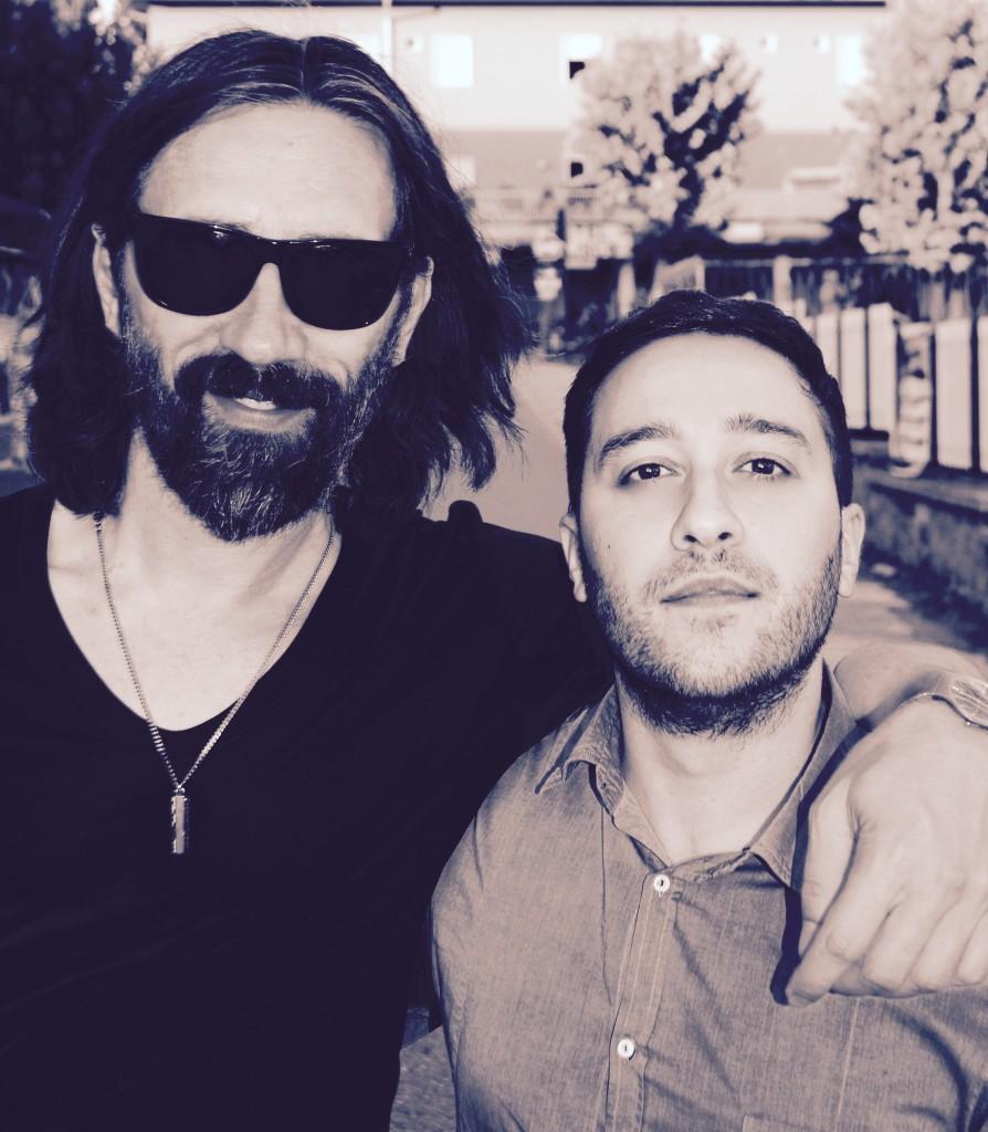 Cristiano Godano dei Marlene Kuntz e io, Romeo Lippi, psicologo del rock.