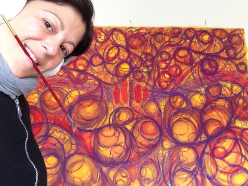 Sylvie_Renault Musica- emozioni- pittura