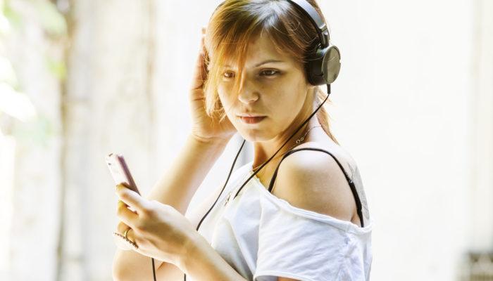"""Quando una donna mi disse """"Già solo scrivere questa playlist mi ha fatto stare meglio"""""""