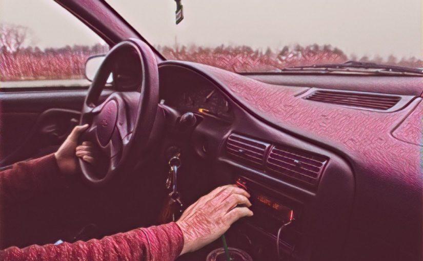 guidare con la musica