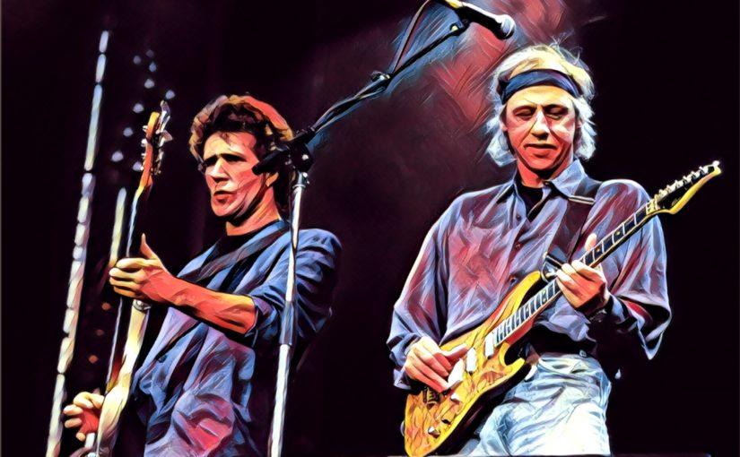 """Walk of Like dei Dire Straits diventa una canzone """"terapeutica"""""""