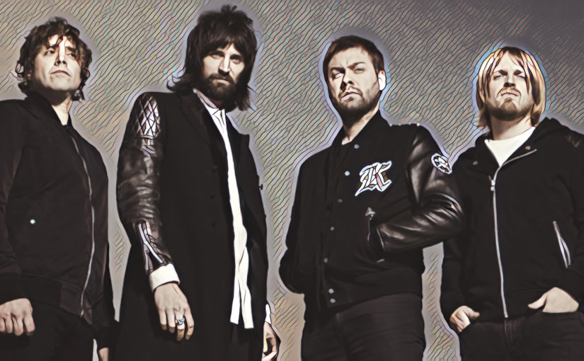 "Psicologia e Kasabian: Amori tormentati in ""Goodbye Kiss"""