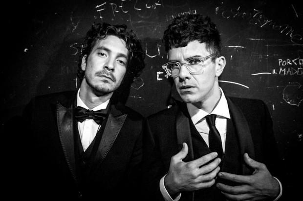 Gli Scontati: Lorenzo Kruger e Giacomo Toni vivono Paolo Conte