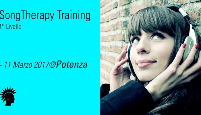 Corso Di Formazione In Songtherapy® – 11 Marzo 2017 @Potenza