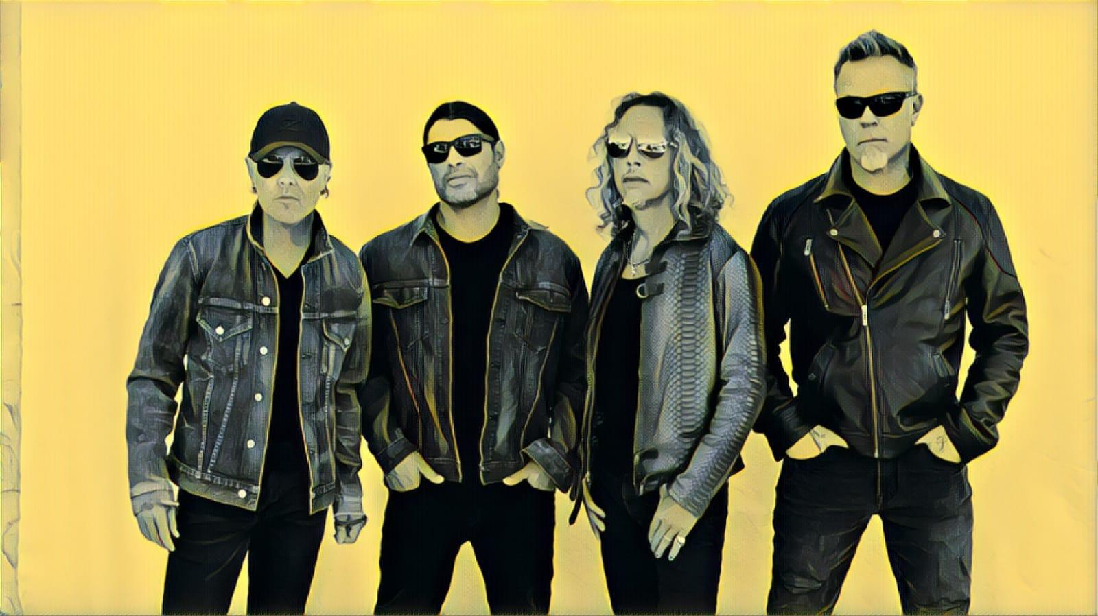 Metallica playlist