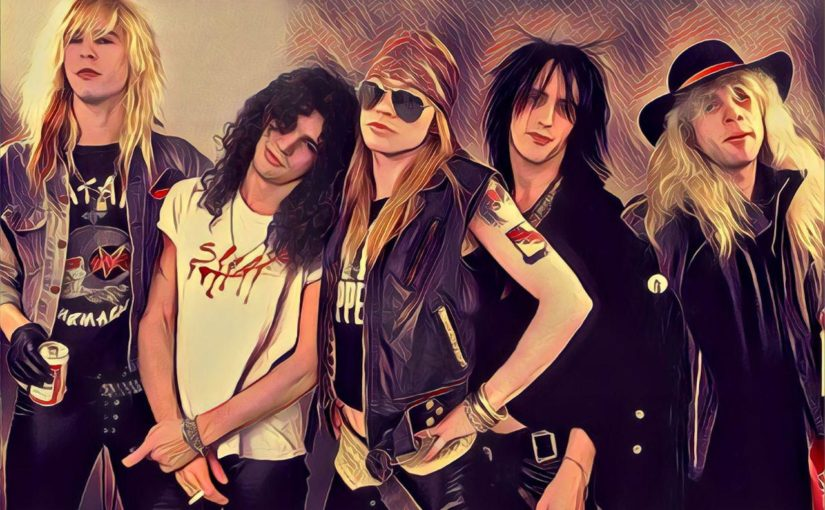 playlist guns n' roses