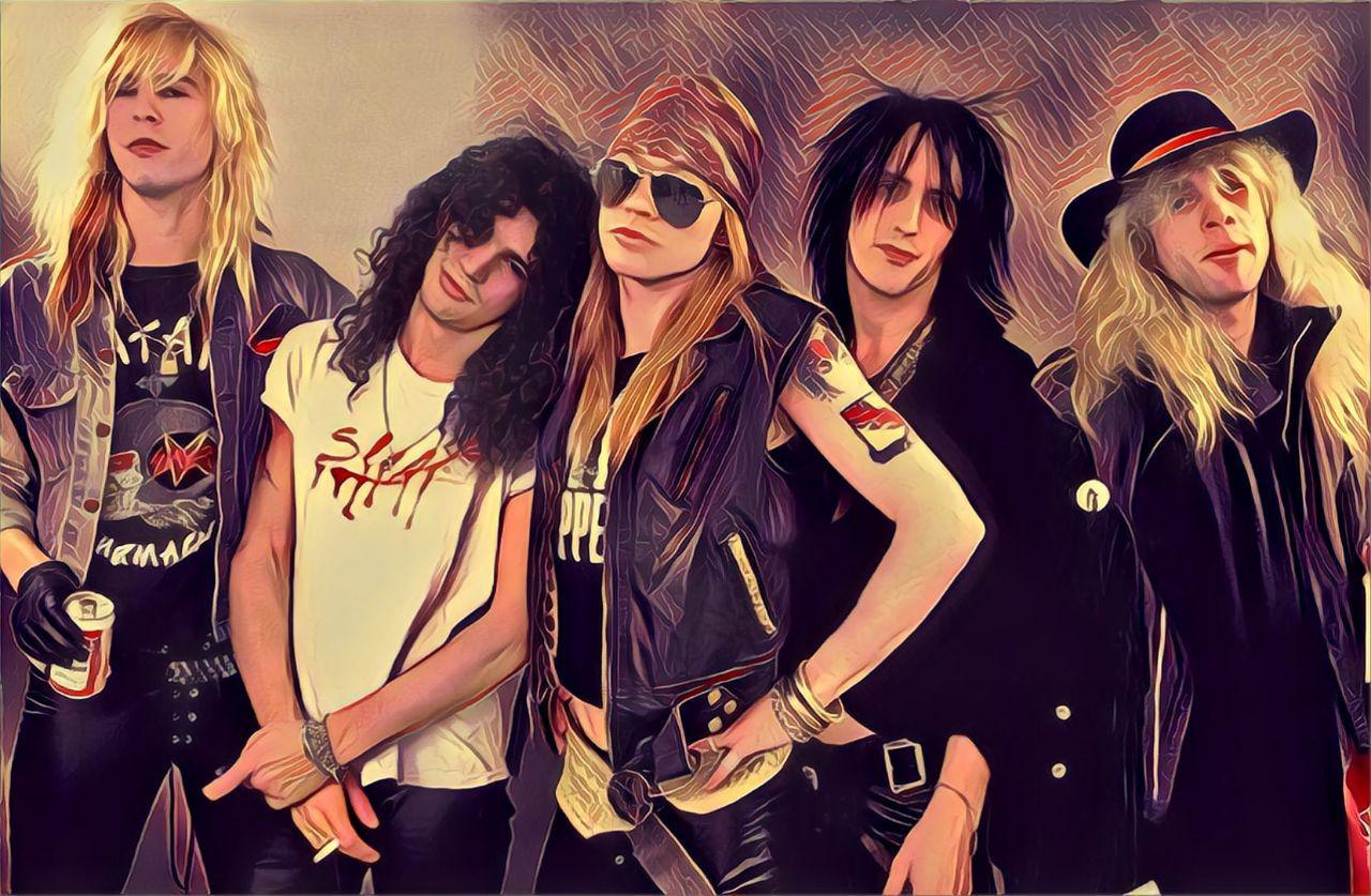 Civil War contro gli stereotipi, November Rain per superare una crisi: lezioni di psicologia con i Guns N' Roses