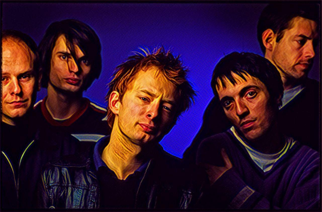 radiohead playlist
